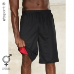 1051 Basketball Reversible Shorts Steal
