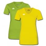 Funktions-V-Shirt Coolmax